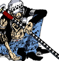 *Law's Strategy* - trafalgar-law photo