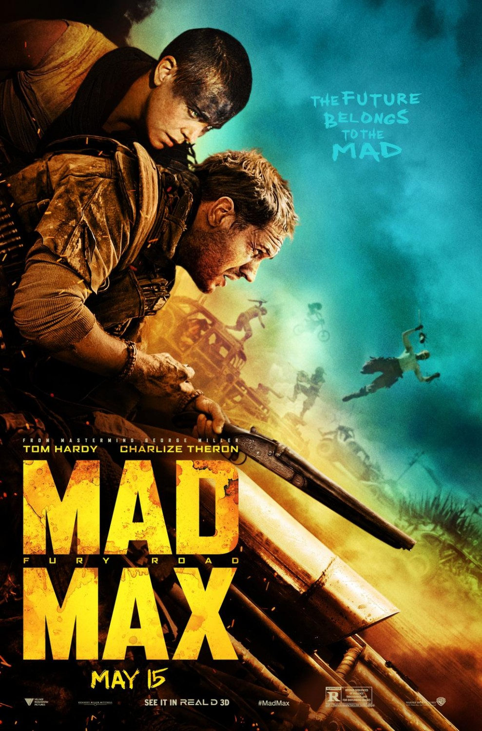 Mad Max: Fury Road images 'Mad Max: Fury Road' Poster HD wallpaper and background photos
