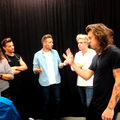 Otra Tour - Backstage