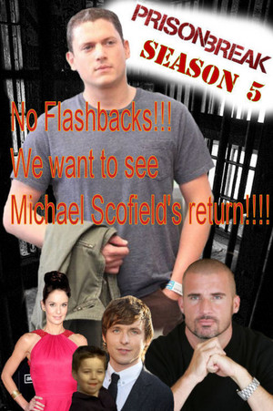 PRISON BREAK - 2016 - Nooooo Flashbacks!!!
