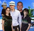 PRISON BREAK 5 - 2016: Finally Michael Scofield meets his son!!!