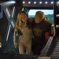 Rogue and Magneto - x-men photo