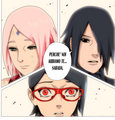 *Sarada : Our Bond Is You* - naruto-shippuuden photo