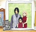 *Sasuke / Sarada / Sakura : Happy Family*
