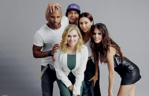 ‹‹The 100 Cast ››