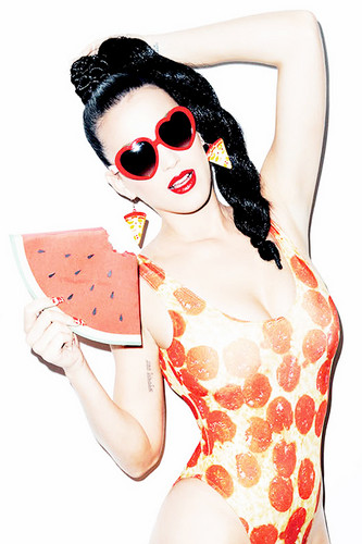 Katy Perry wallpaper possibly containing sunglasses titled                    This is How We Do