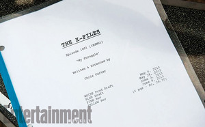 'X-Files' returns: New EW exclusive ছবি