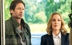 'X-Files' returns: New EW exclusive 사진