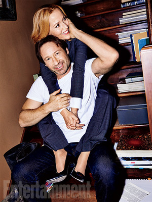 'X-Files' returns: New EW exclusive fotos
