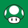 1-up mushroom - nintendo photo