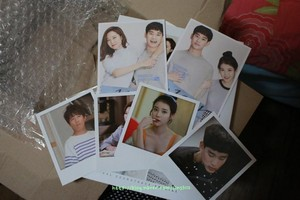 150629 IU for Producer Special Edition OST CD's, DVD foto book, foto cards