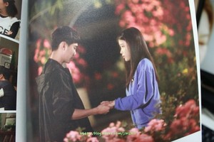 150629 IU for Producer Special Edition OST CD's, DVD litrato book, litrato cards