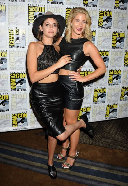 2015 Comic-Con 'Arrow' Press Room - July 11, 2015