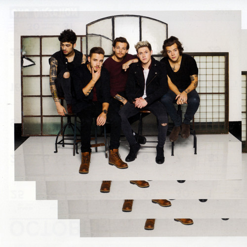 One Direction achtergrond possibly containing a business suit and a well dressed person titled 2016 Official 18-Month Calendars