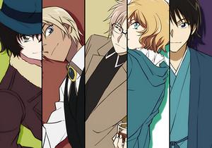 5 main characters