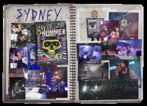 5Sos Tour Book