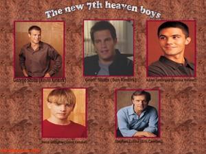 7TH Heaven Guys