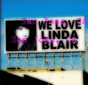 A Linda Billboard