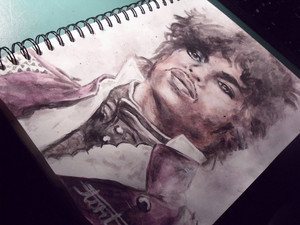 A Painting of Prince