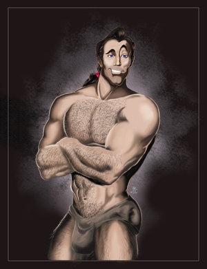 A Sexy Gaston