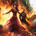 A Song Of Ice And Fire - 2016 Calendar - The Red Lady