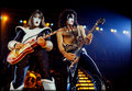 Ace and Paul ~Calgary, Alberta, Canada…July 31 1977 (Love Gun Tour-Corral Arena)