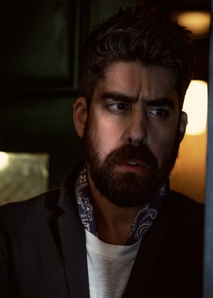Adam Goldberg - Interview Magazine Photoshoot - June 2015