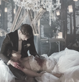 Alaric and Jo - the-vampire-diaries-tv-show photo
