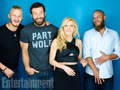 Alexander Ludwig, Clive Standen, Katheryn Winnick, Travis Fimmel - vikings-tv-series photo