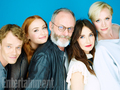 Alfie Allen, Sophie Turner, Liam Cunningham, Carice Van Houten, Gwendoline Christie - game-of-thrones photo