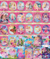 All of the Barbie Filme so far
