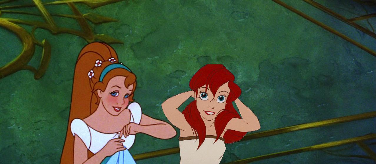 Ariel Thumbelina