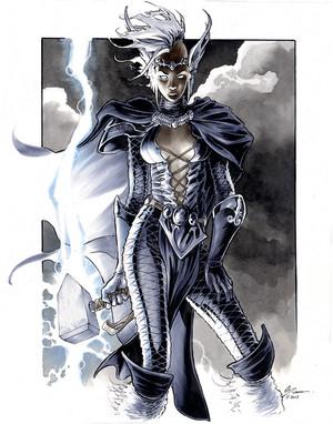 Asgardian Storm