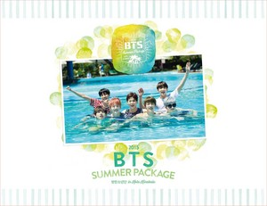 Bangtan Boys SUMMER PACKAGE in KOTA KINABALU 2015