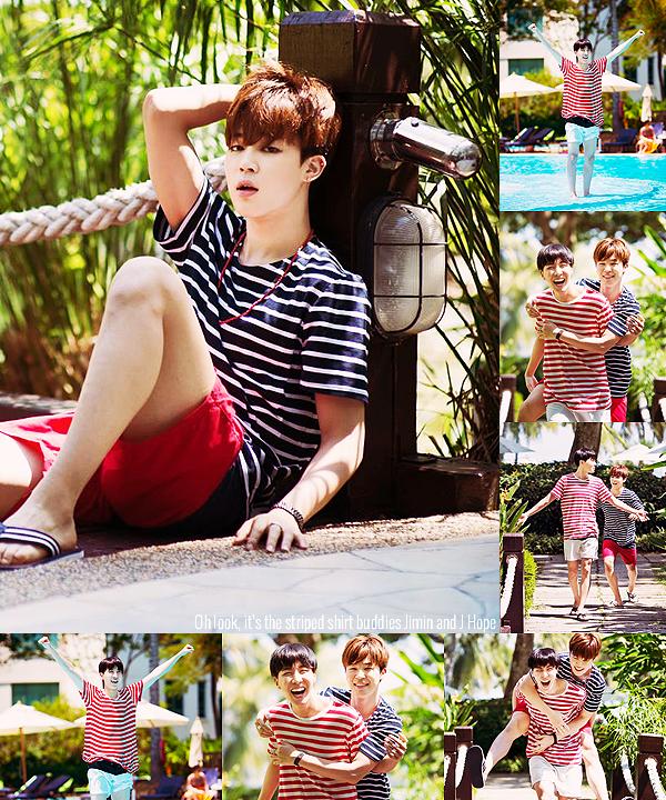 BTS Summer Lookbook