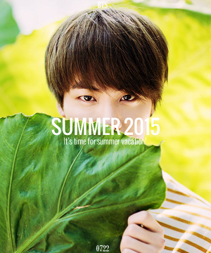 방탄소년단 Summer Lookbook