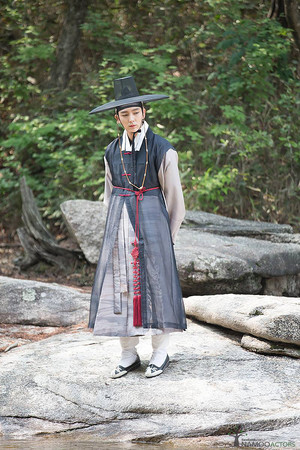 BTS cuts from ''Scholar Who Walks The Night''