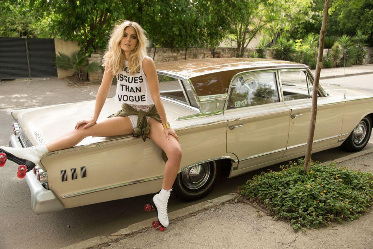 Сексуальные девушки и автомобили фото 15 фотография