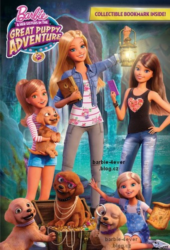 Barbie & Her Sisters in the Great Puppy Adventure (2016)