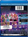 Barbie in Rock 'N Royals - The Back of The Blu-ray Disc - barbie-movies photo