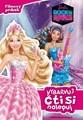 Barbie in Rock'n Royals Czech Book 1 - barbie-movies photo