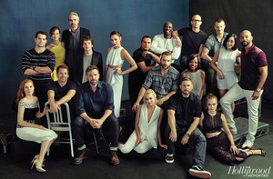 Batman v. Superman and Suicide Squad Cast