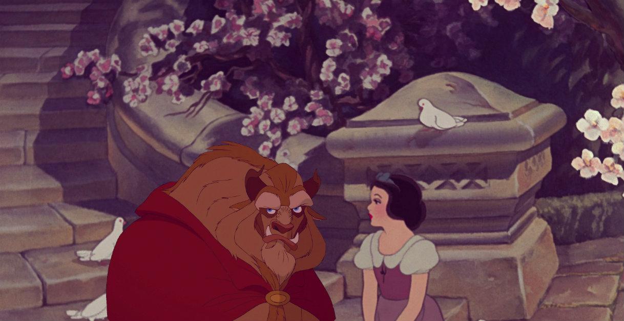 Beast Snow White