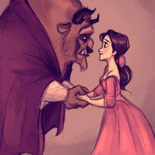 Belle Disney Liebe Fan Art 38642893 Fanpop