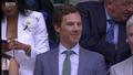 Benedict at Wimbledon - benedict-cumberbatch photo