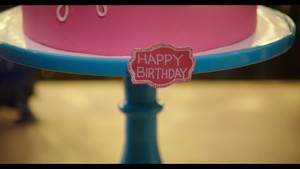 Birthday {Lyric Video}