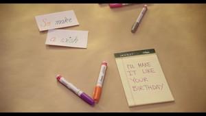 Birthday {Lyric Video}