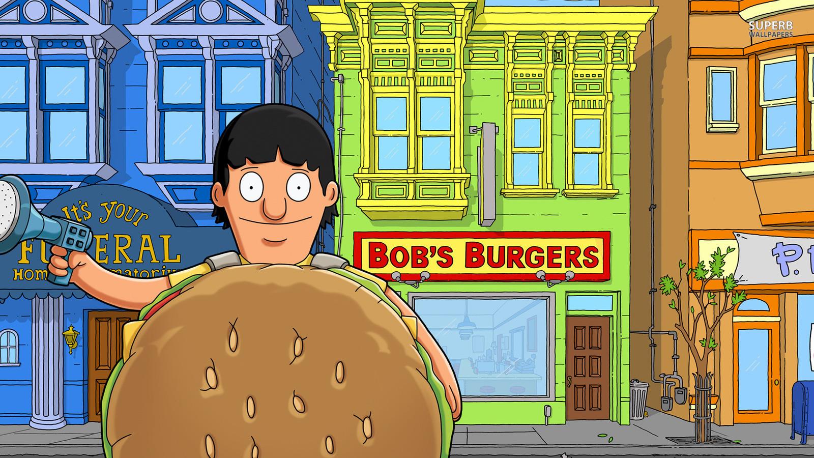 Bob S Burgers Kartun Wallpaper Fanpop