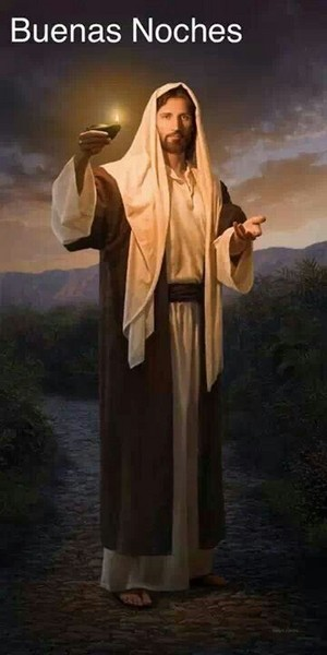 Buenas noches con Jesucristo