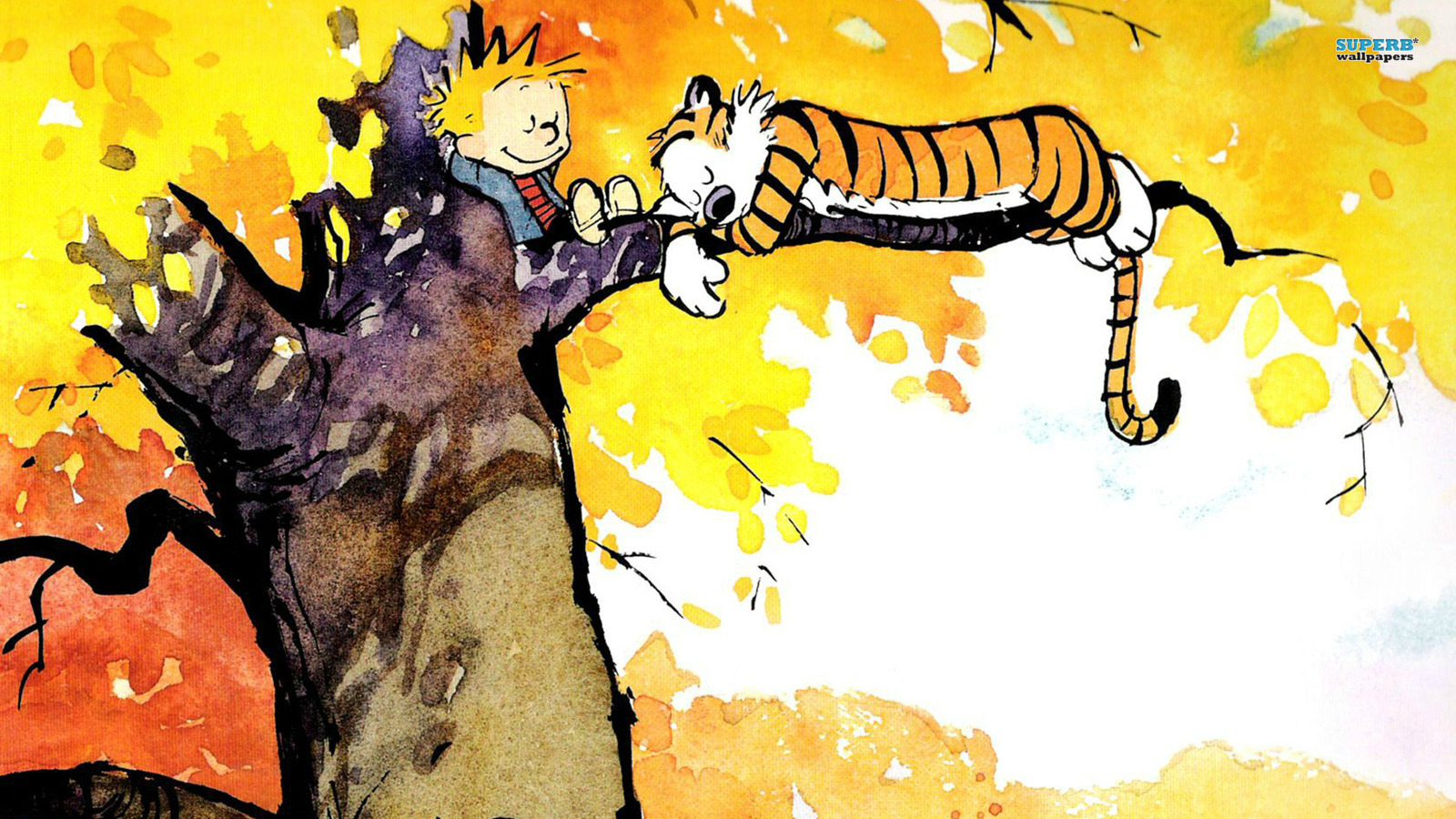 Calvin & Hobbes images Calvin and Hobbes HD wallpaper and background ...